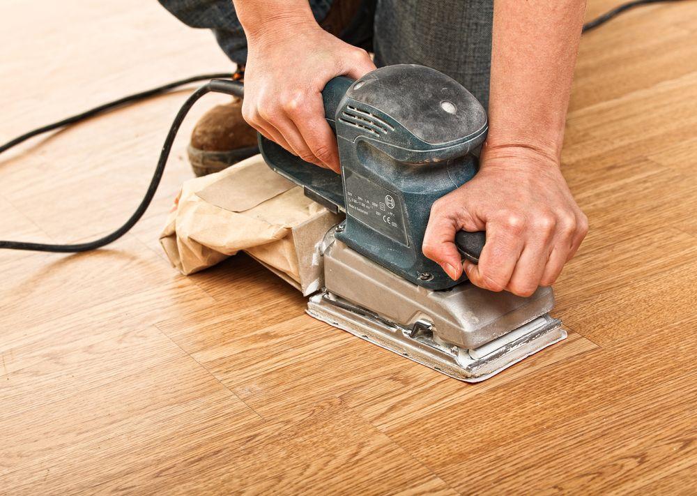 Как отреставрировать старый линолеум своими руками